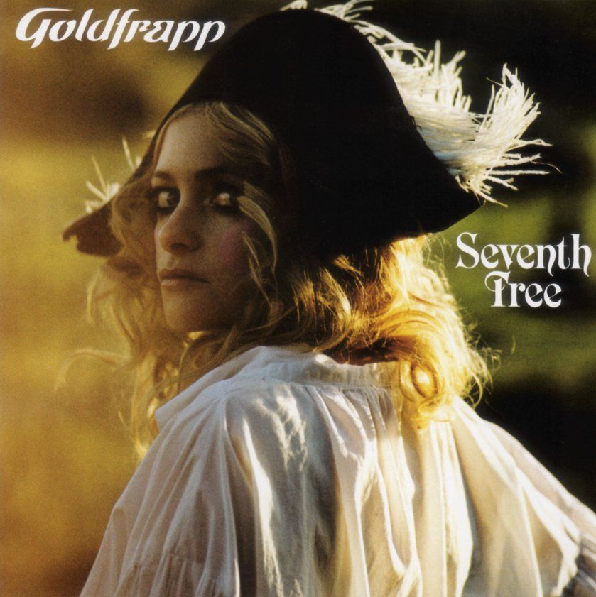 Goldfrapp - Seventh Tree album cover
