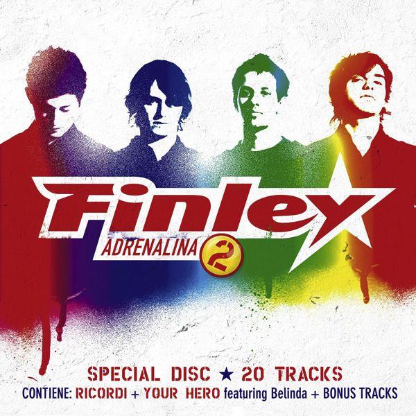 Finley - Adrenalina 2 album cover