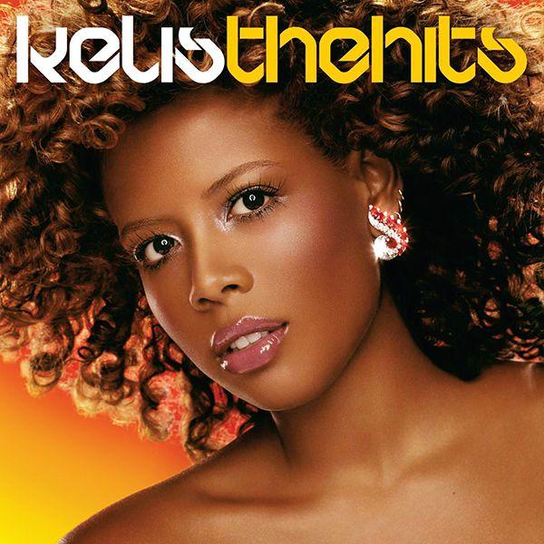 Kelis - The Hits album cover