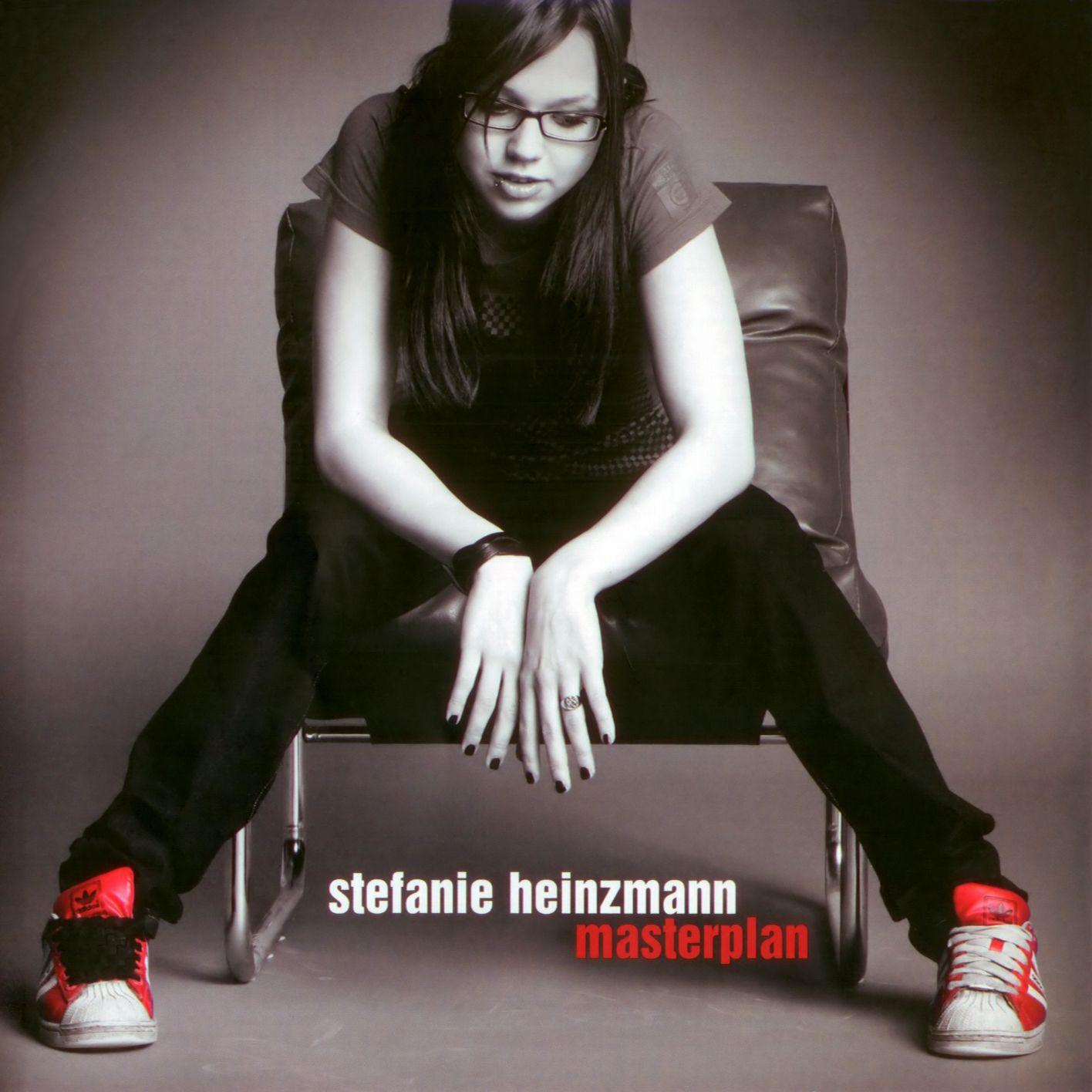 Stefanie Heinzmann - Masterplan album cover