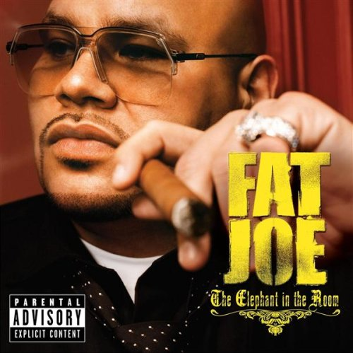 Fat Joe - The Elephant In The Room album cover