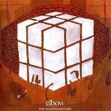 Elbow - The Seldom Seen Kid album cover