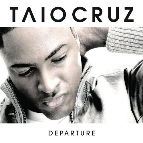 Taio Cruz - Departure album cover