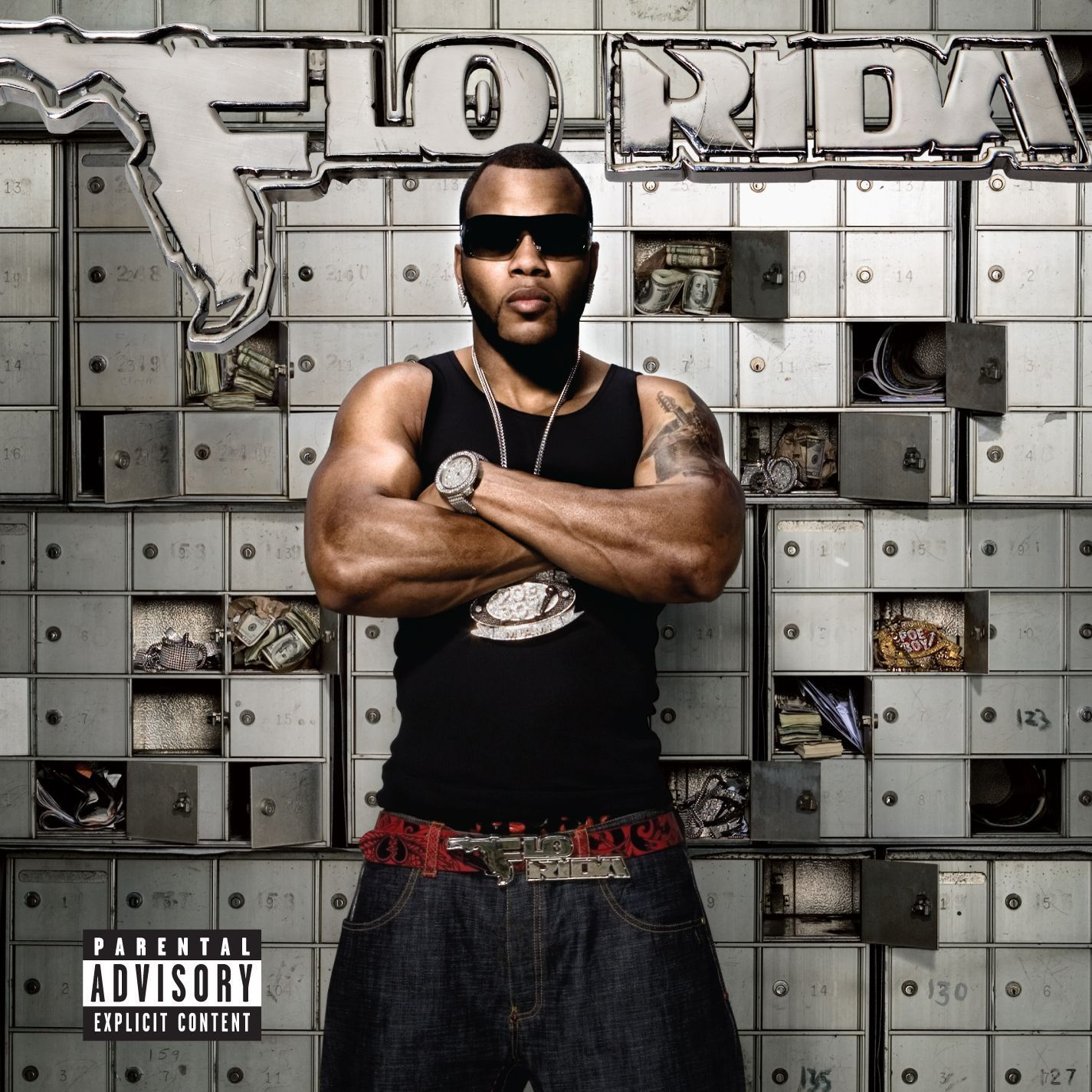Flo Rida - Mail On Sunday album cover