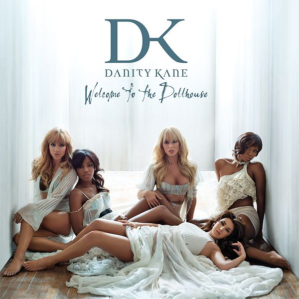 Danity Kane - Welcome To The Dollhouse album cover