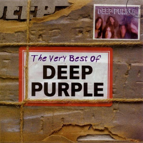 Deep Purple - Very Best Of album cover
