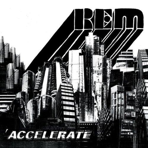 R.E.M. - Accelerate album cover