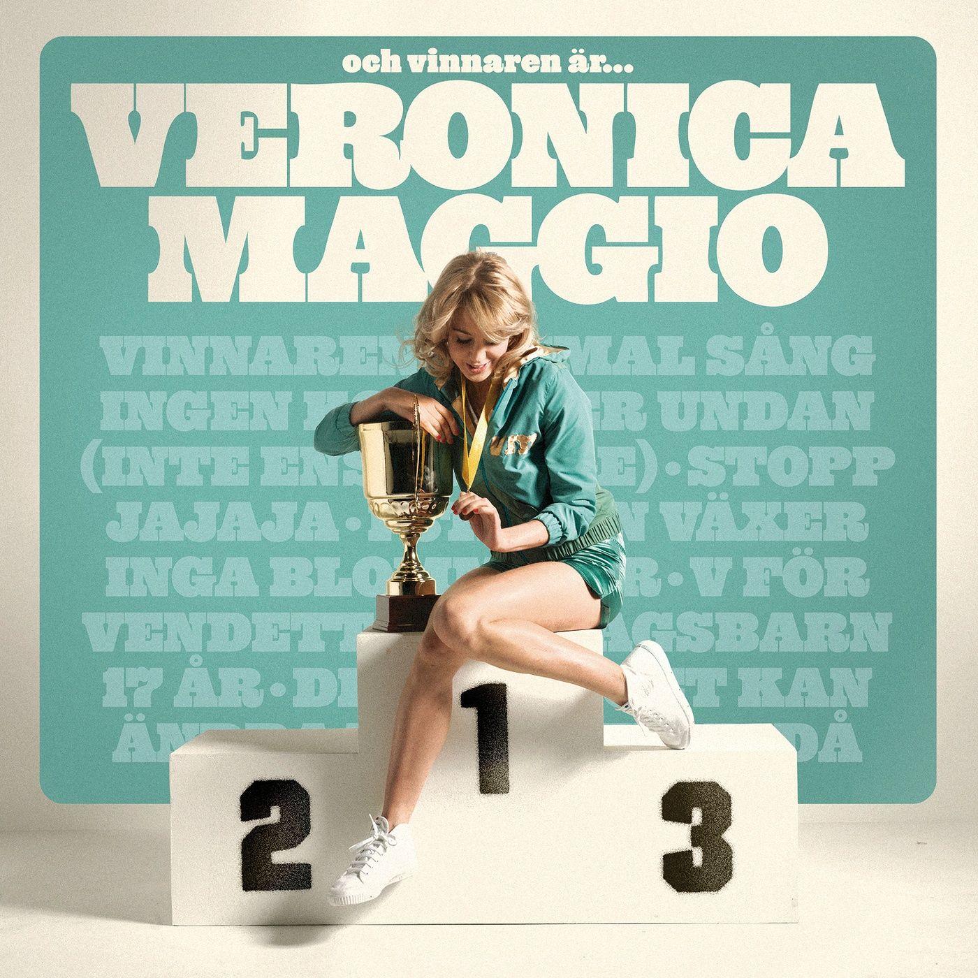 Veronica Maggio - Och Vinnaren Är... album cover