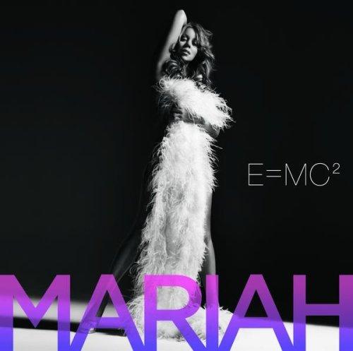 Mariah Carey - E=mc2 album cover