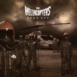 The Hellacopters - Head Off album cover