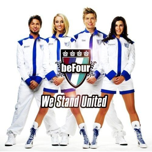 Befour - We Stand United album cover