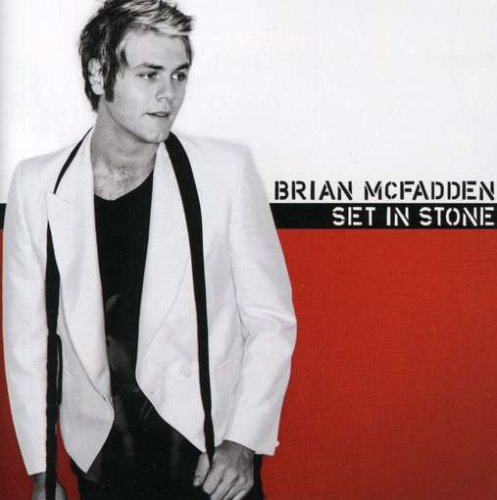 Brian Mcfadden - Set In Stone album cover