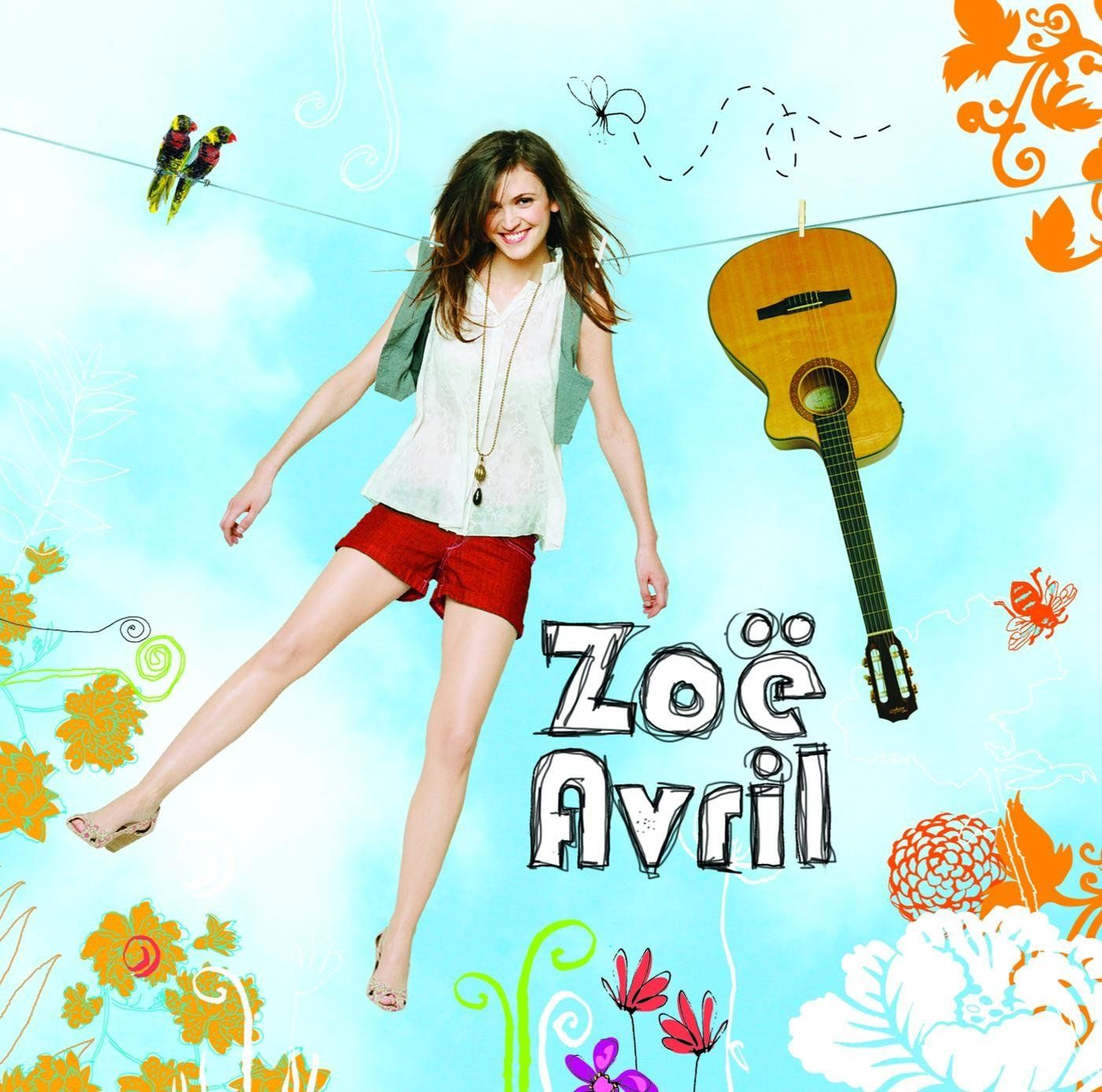 Zoë Avril - Zoë Avril album cover