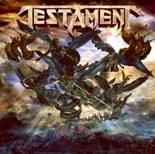 Testament - Formation Of Damnation album cover