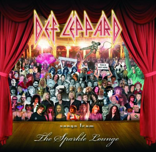 Def Leppard - Songs From The Sparkle Lounge album cover