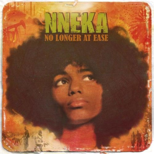 Nneka - No Longer At Ease album cover