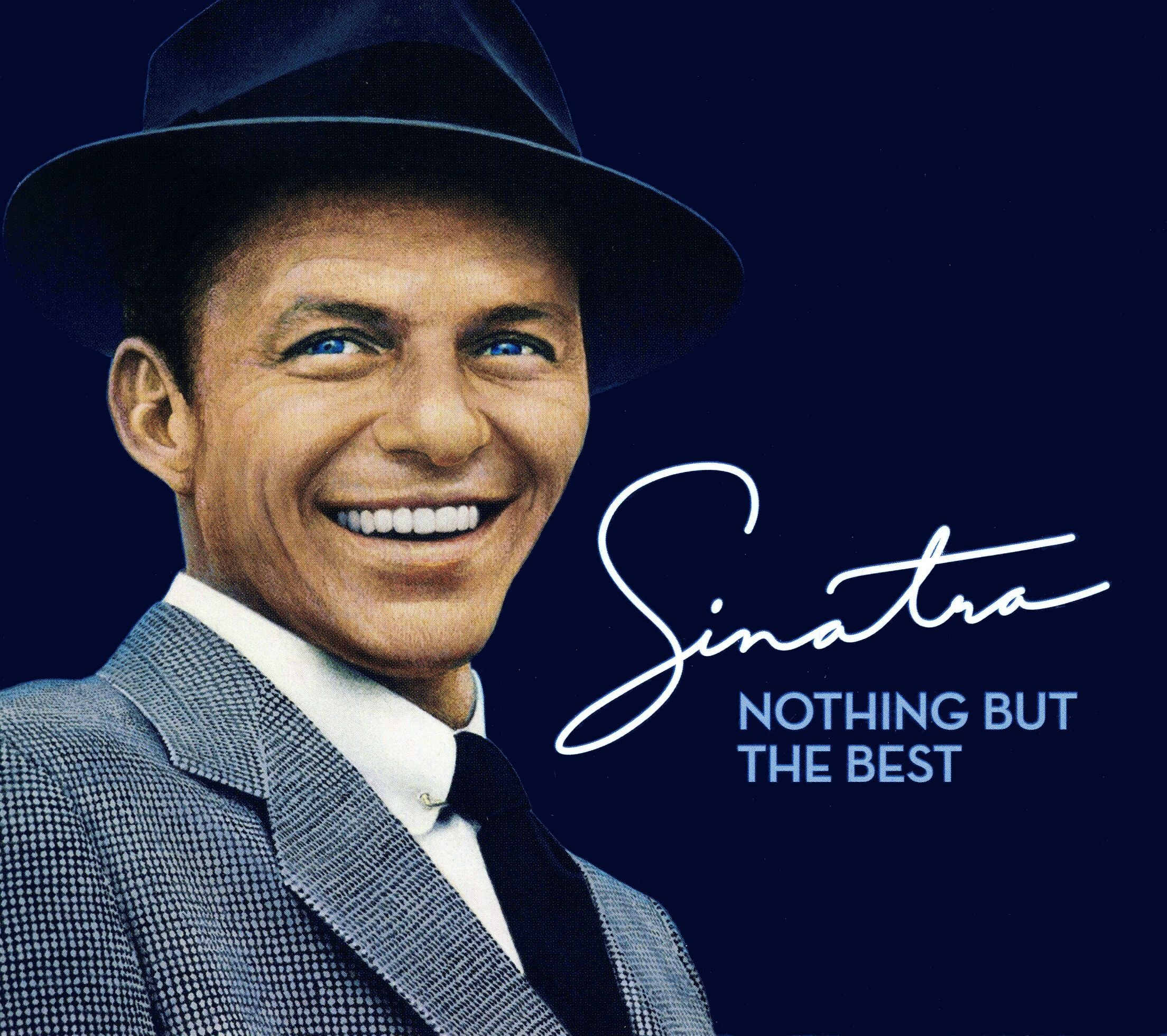 Frank Sinatra - Nothing But The Best album cover