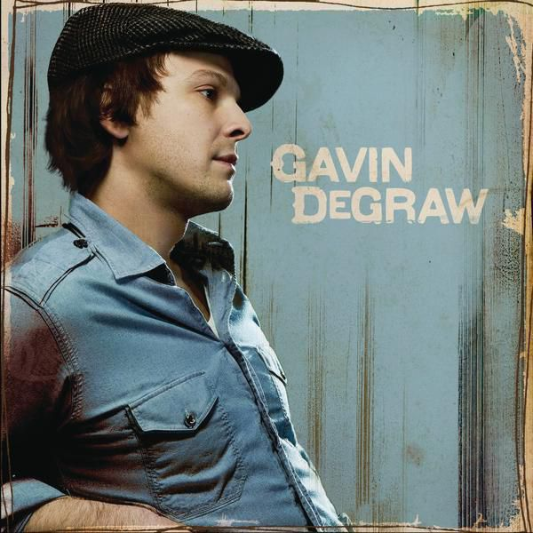 Gavin Degraw - Gavin Degraw album cover