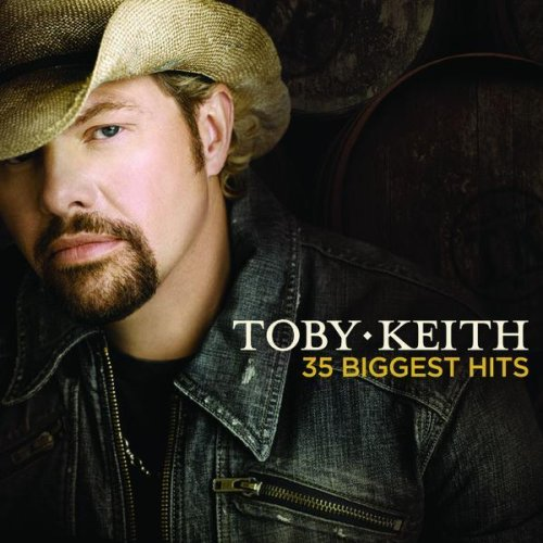 Toby Keith - 35 Biggest Hits album cover