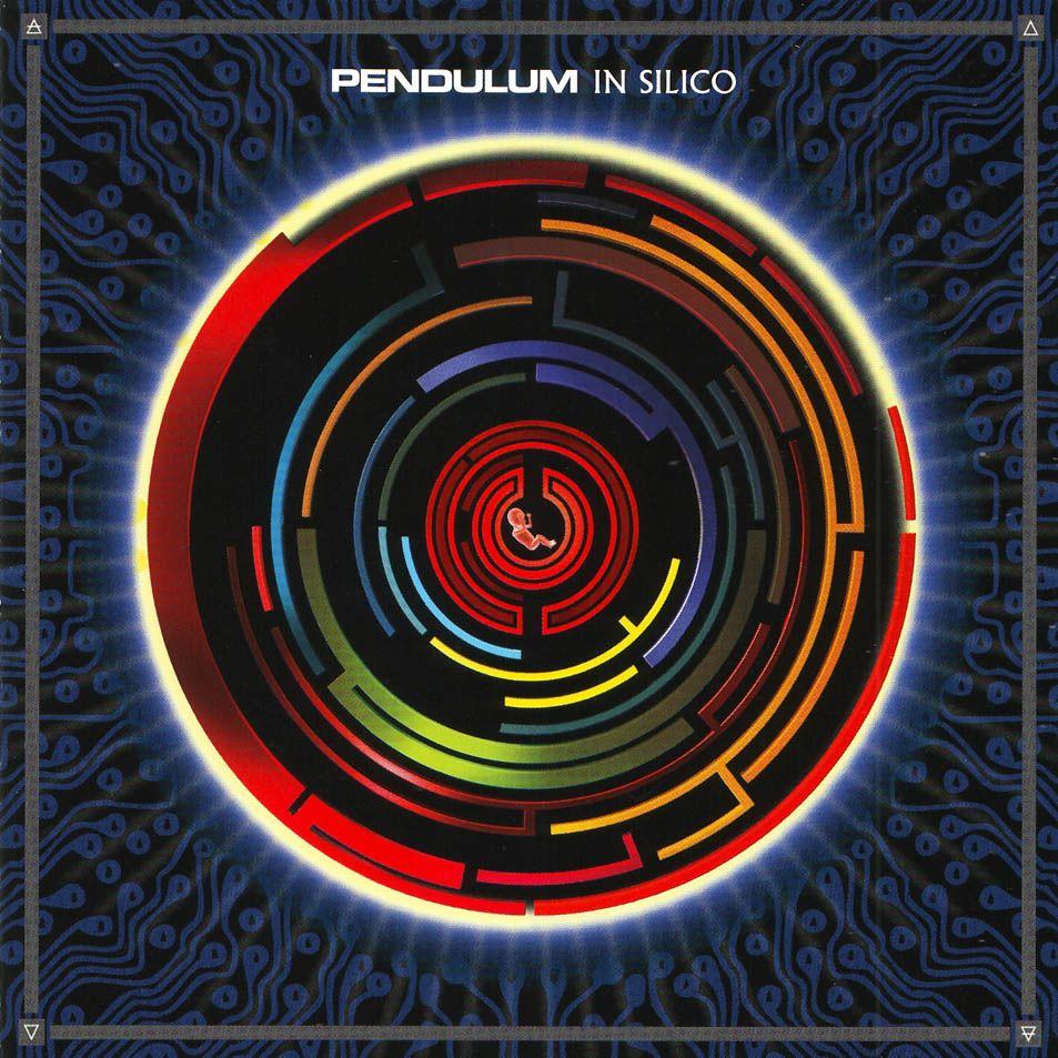 Pendulum - In Silico album cover