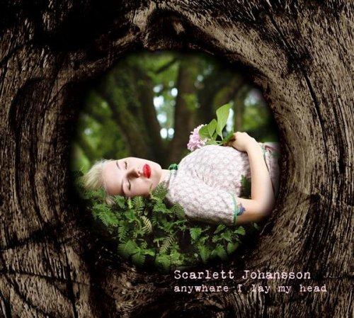 Scarlett Johansson - Anywhere I Lay My Head album cover