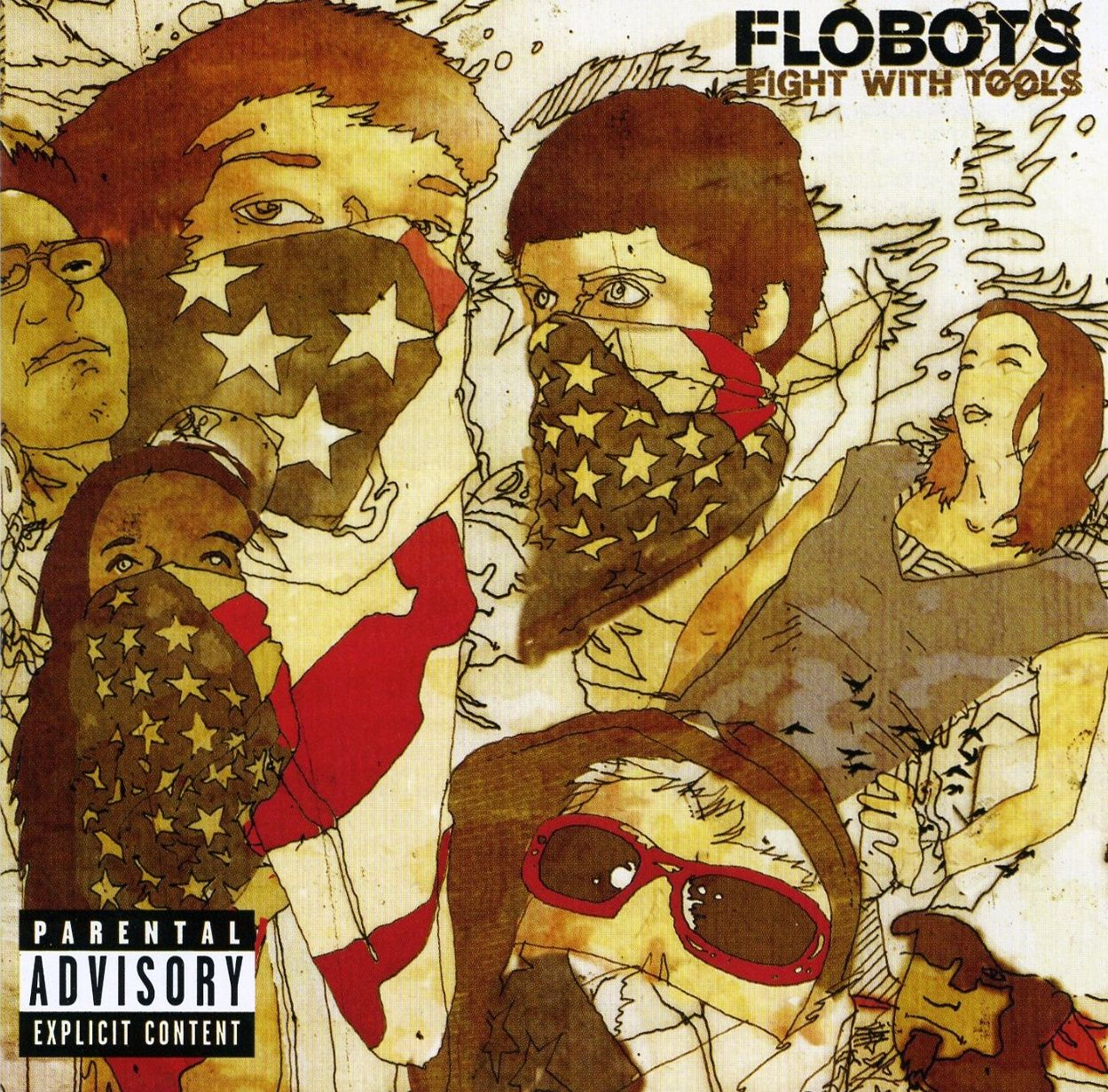 Flobots - Fight With Tools album cover
