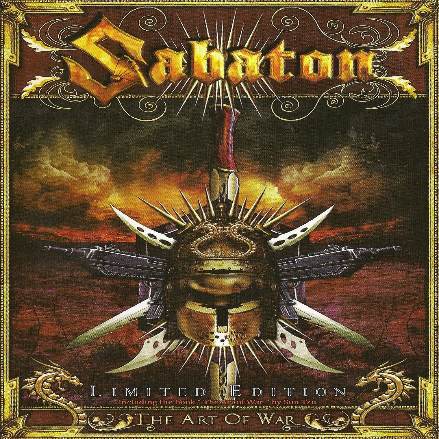 Sabaton - Art Of War album cover