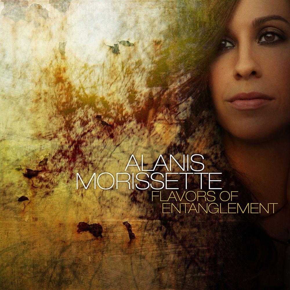 Alanis Morissette - Flavors Of Entanglement album cover