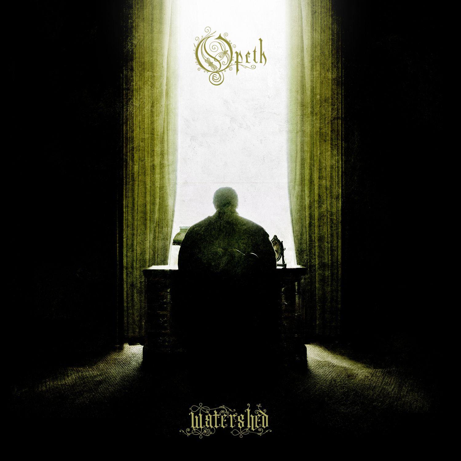 Opeth - Watershed album cover