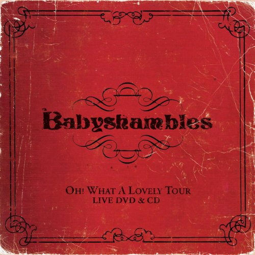 Babyshambles - Oh What A Lovely Tour album cover