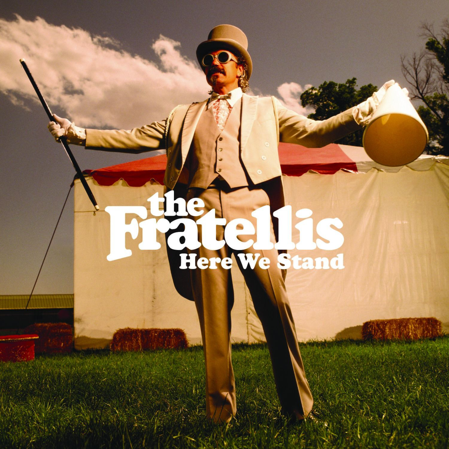 Fratellis - Here We Stand album cover