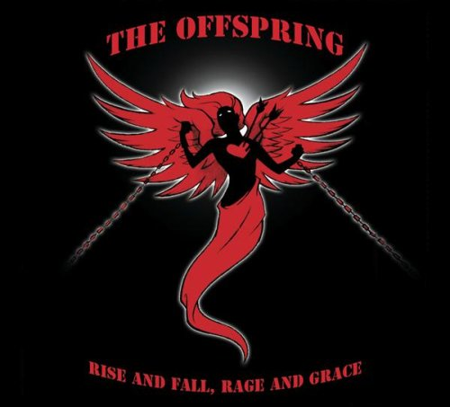 The Offspring - Rise And Fall, Rage And Grace album cover