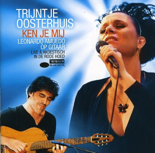 Trijntje Oosterhuis - Ken Je Mij album cover