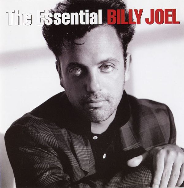 Billy Joel - The Essential Billy Joel album cover
