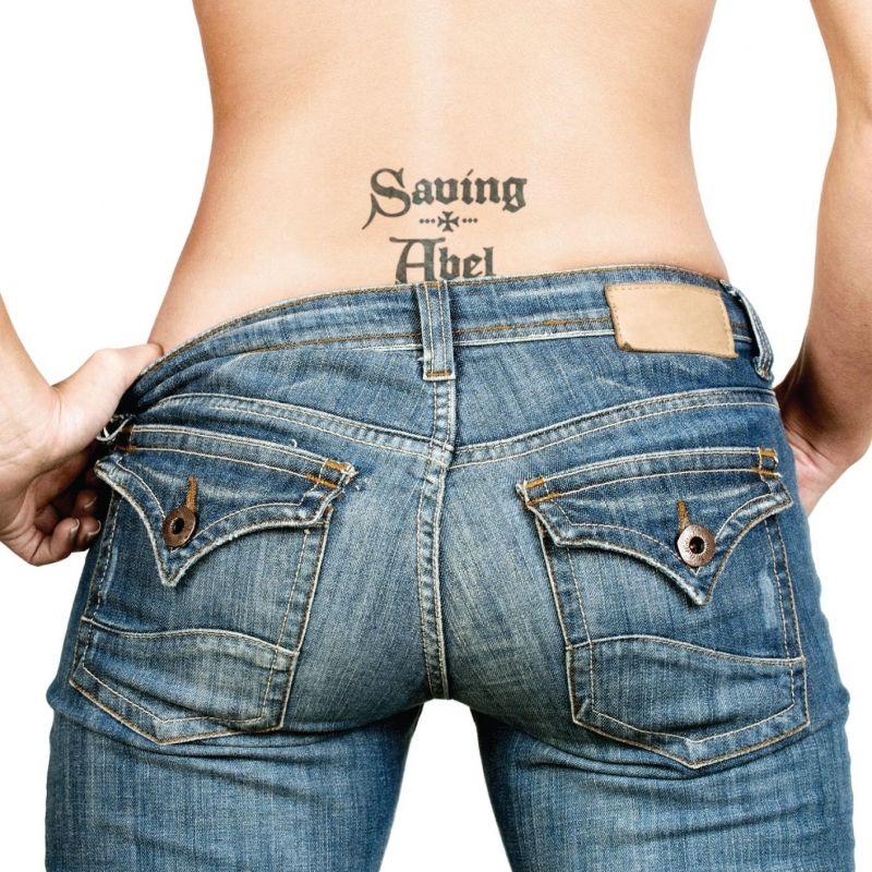 Saving Abel - Saving Abel album cover