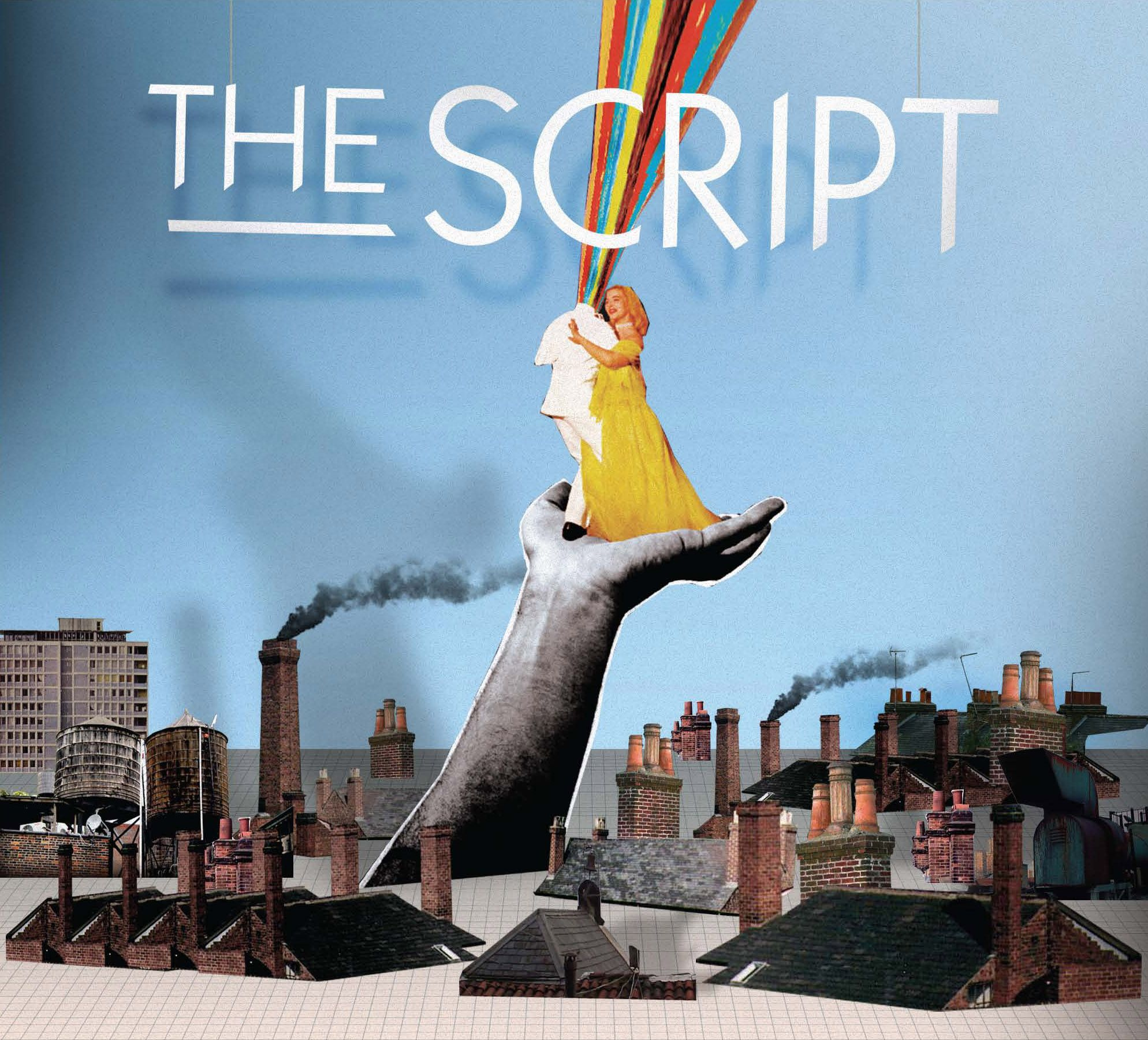 The Script - The Script album cover