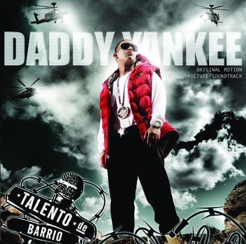 Daddy Yankee - Talento De Barrio album cover