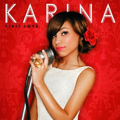 Karina - First Love album cover