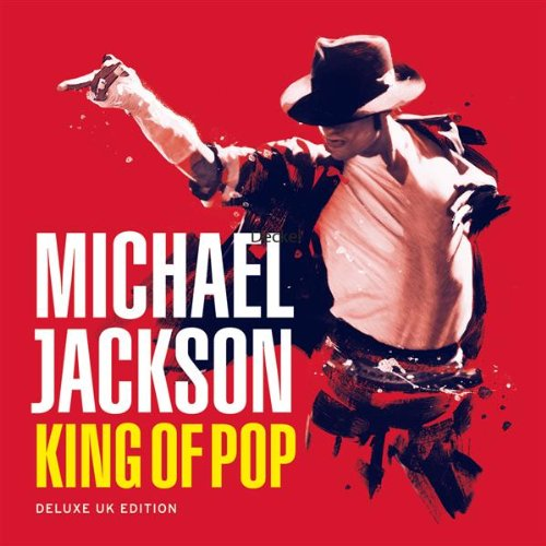Michael Jackson - King Of Pop album cover