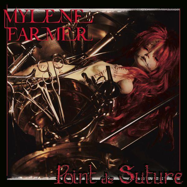 Mylène Farmer - Point De Suture album cover