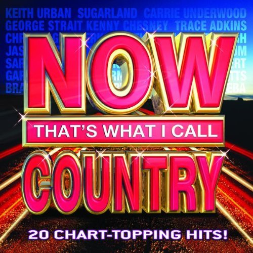 Various Artists - Now That's What I Call Country album cover