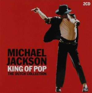 Michael Jackson - King Of Pop - The Dutch Collection album cover