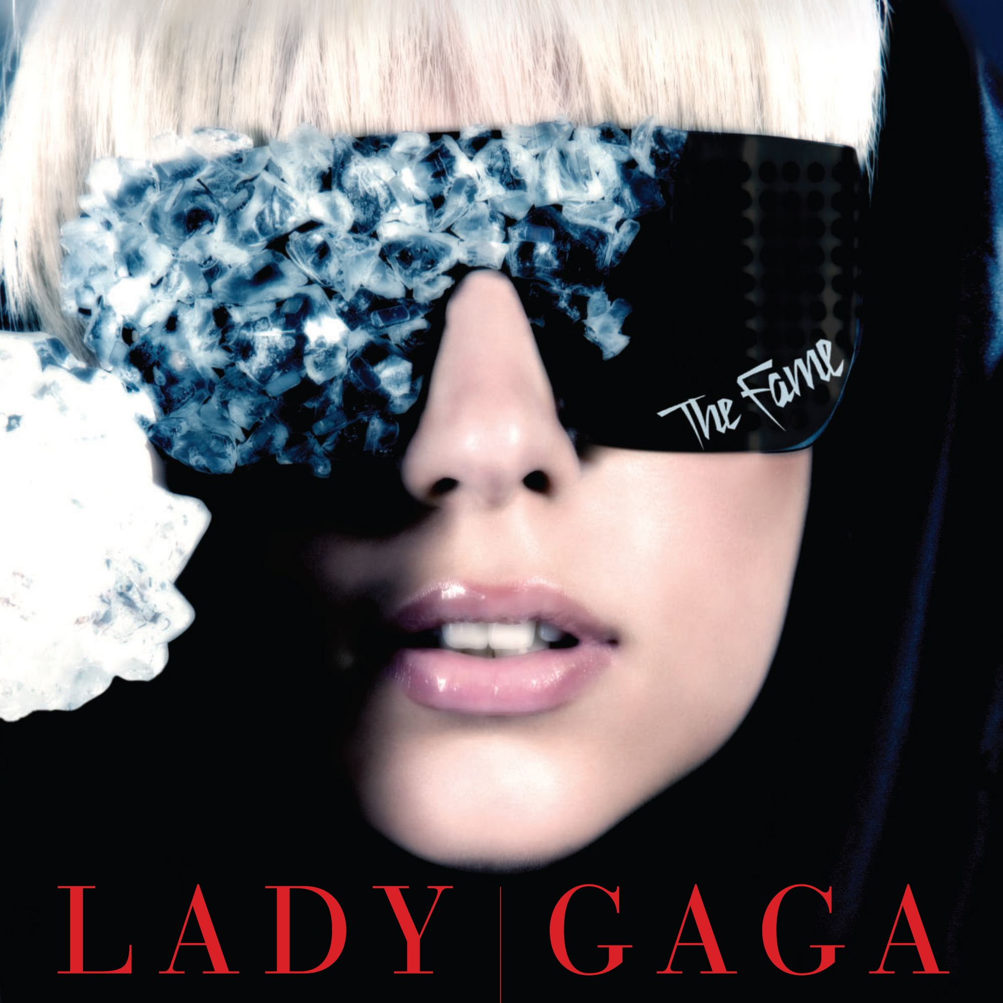 Lady GaGa - The Fame album cover