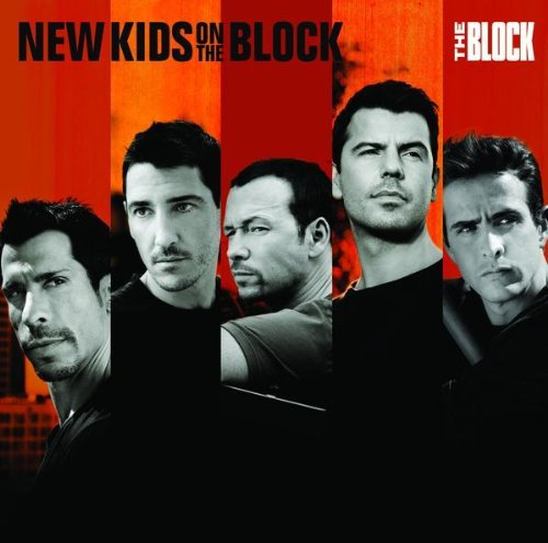 New Kids On The Block - The Block album cover