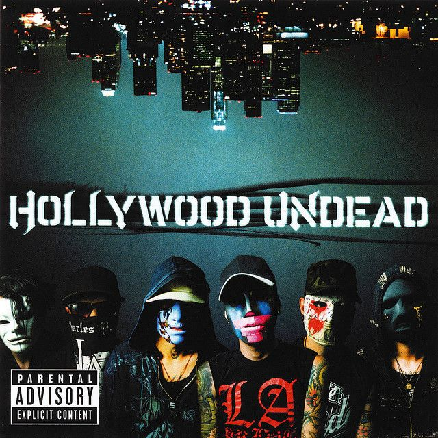 Hollywood Undead - Swan Songs album cover