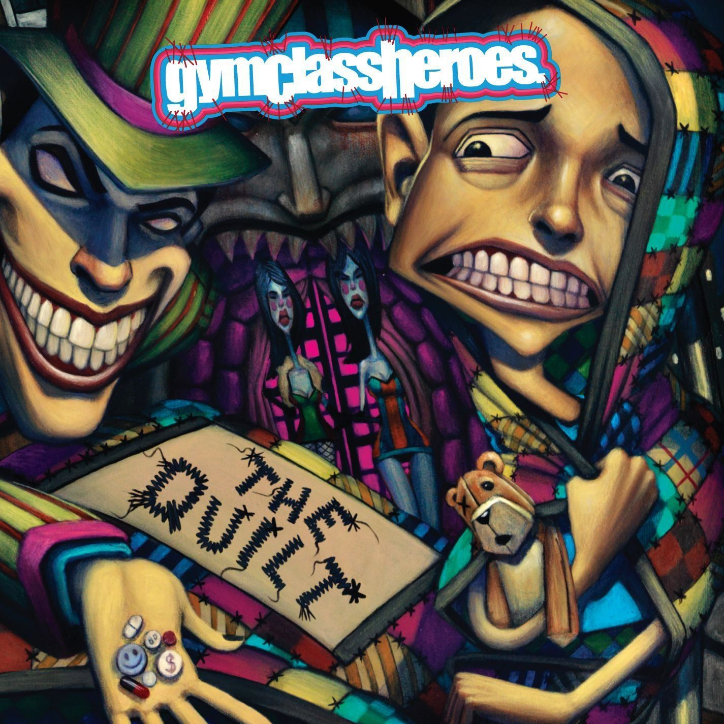Gym Class Heroes - The Quilt album cover