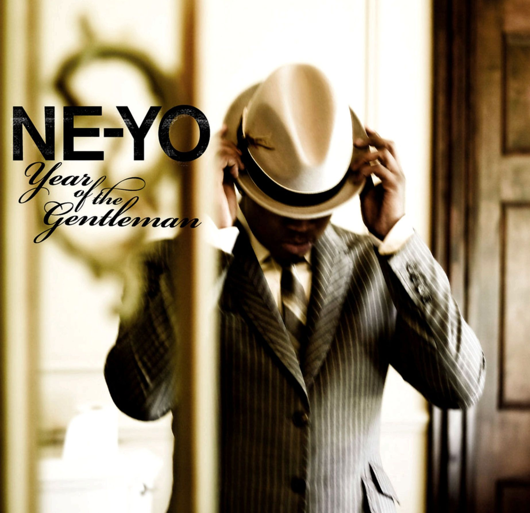 Ne-Yo - Year Of The Gentleman album cover