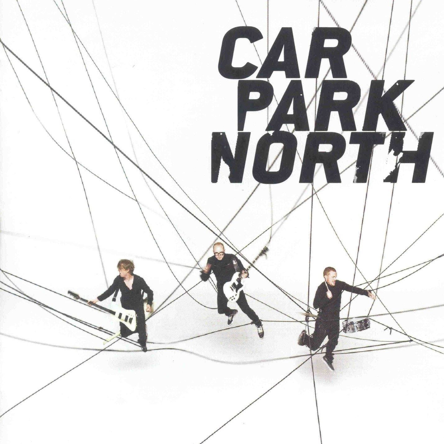 Carpark North - Grateful album cover