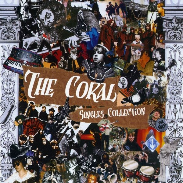 The Coral - Singles Collection album cover