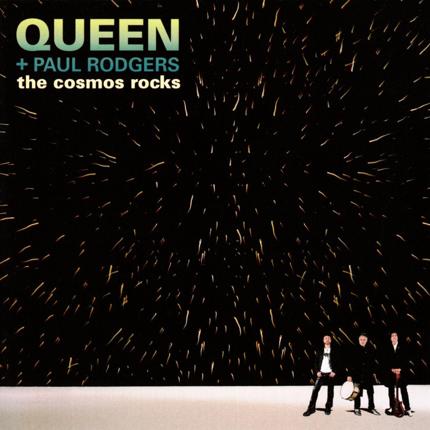 Queen - The Cosmos Rocks album cover